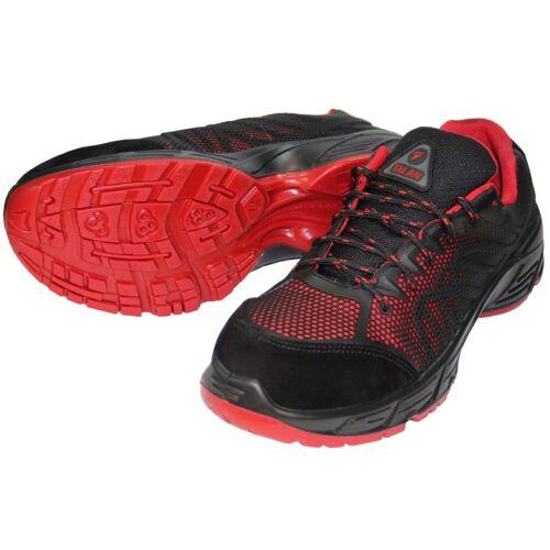 TALAN WALKER 170 Red S1P+SRC munkavédelmi cipő