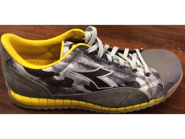 DIADORA UTILITY SPEEDY TEX CAMU S1P+SRC munkavédelmi cipő