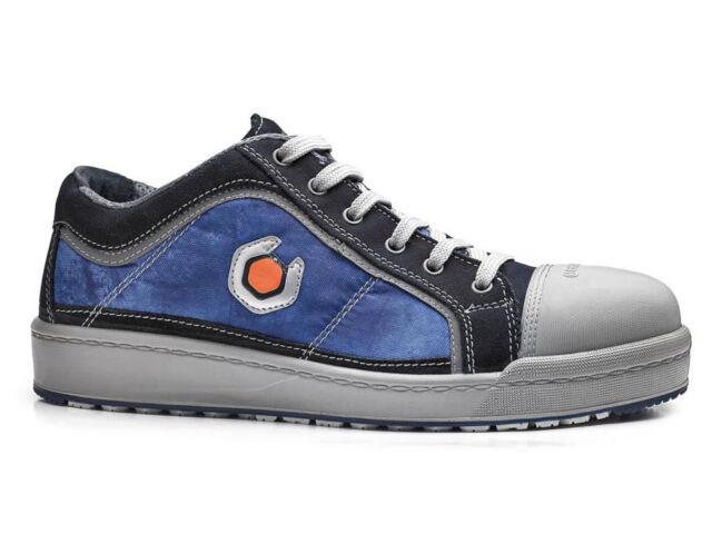 BASE SPRAY S1P+SRC munkavédelmi cipő