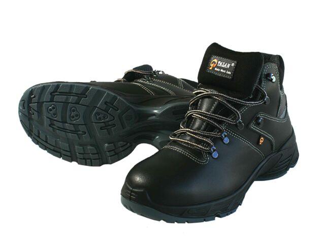 TALAN STYLER BLACK S3+SRC munkavédelmi bakancs